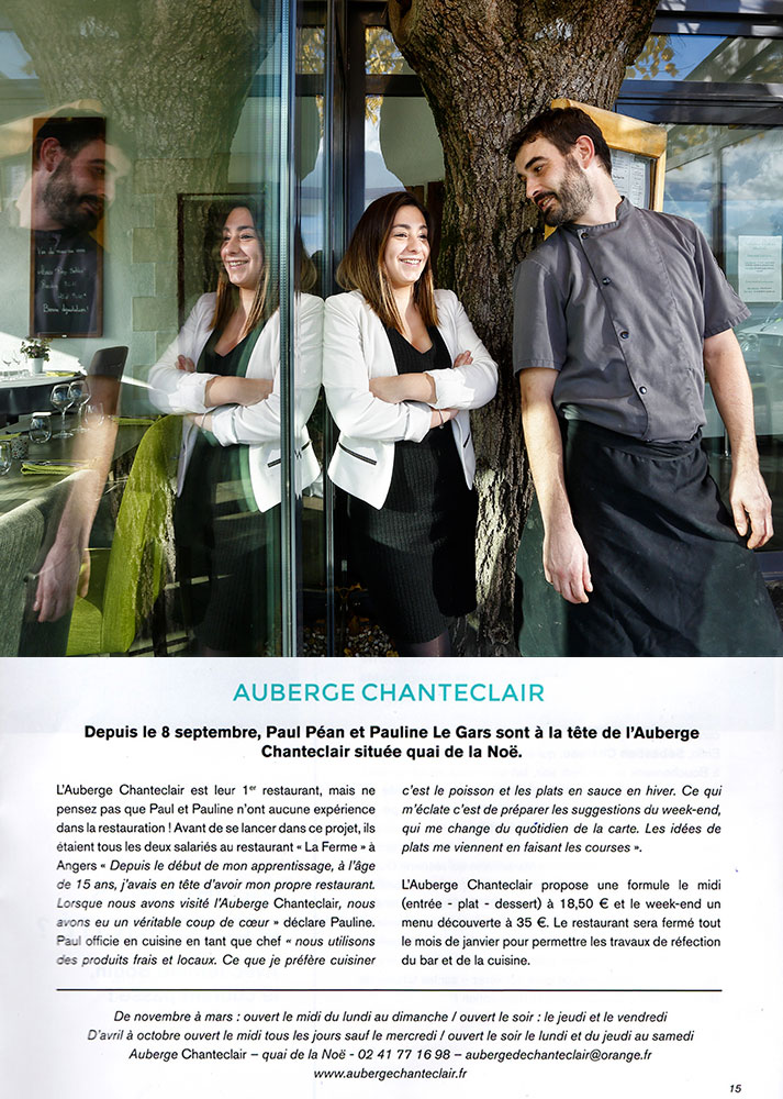Auberge de Chanteclair