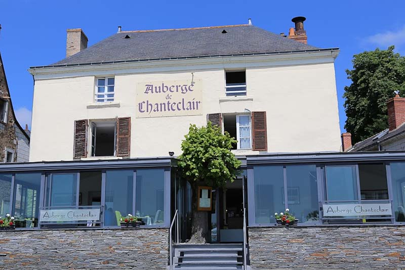 restaurant bouchemaine angers